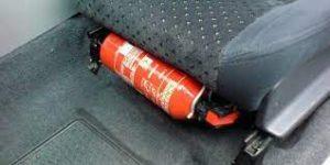 Perlengkapan otomotif alat kebakaran
